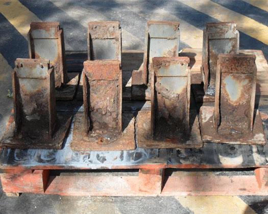 Fabricación de Soportes Antes